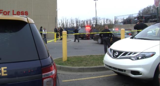 Police Shooting Outside Walmart in West Virginia