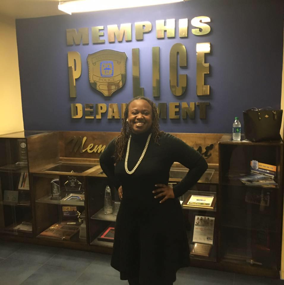 Police Counselor That Claims She Was 'Hacked' Had Similar