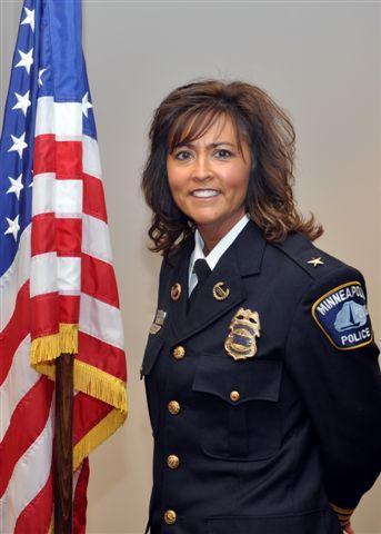 Janeé Harteau (Minneapolis Police Department)