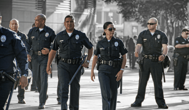 Defunding The Police-What Cops Support