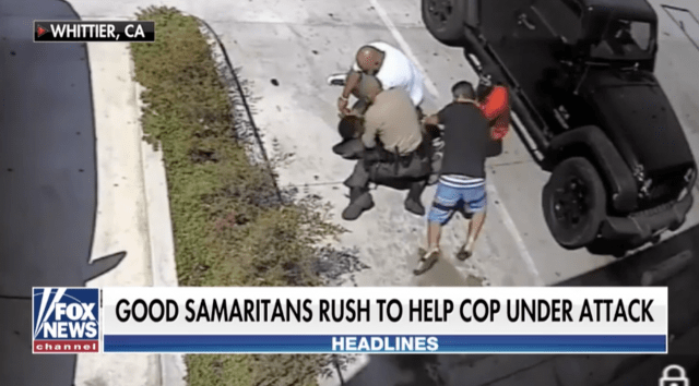 Good Samaritans