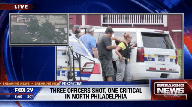 Philadelphia police officers