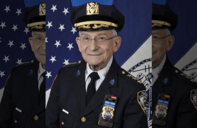 NYPD chaplain