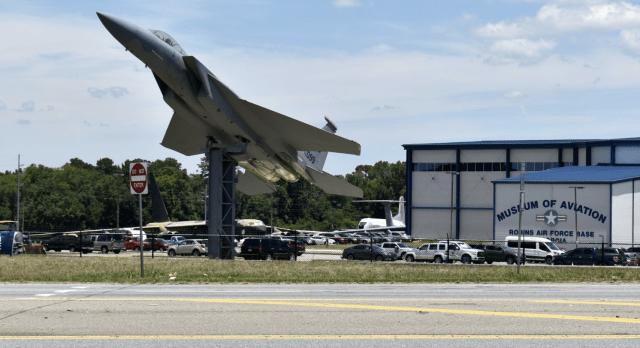Robins Air Force Base