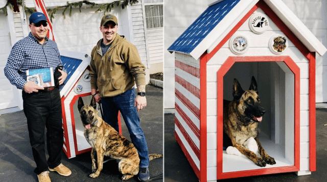 New Jersey Police Service Dog