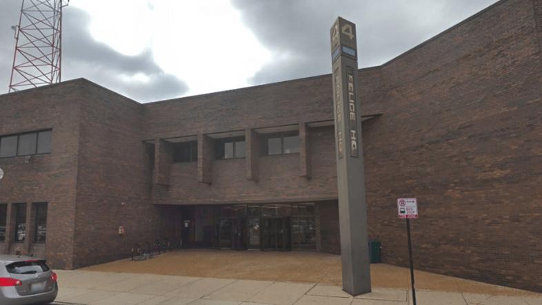 Lawndale police station