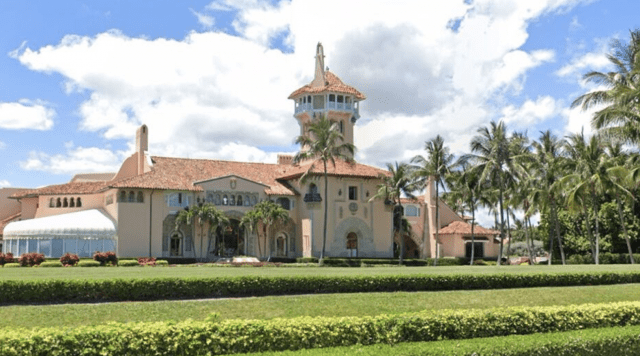 Reports of Shots Fired at Trump's Florida Mar-a-Lago Home