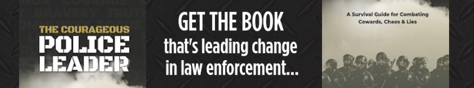 Book: The Courageous Police Leader