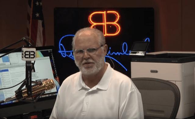 Rush Limbaugh reveals lung cancer diagnosis