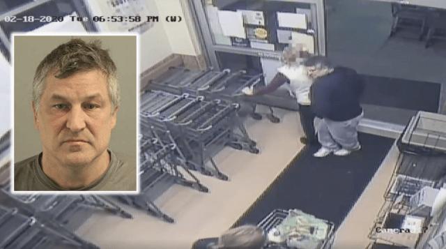 Suspect in syringe stabbing had multiple semen filled syringes