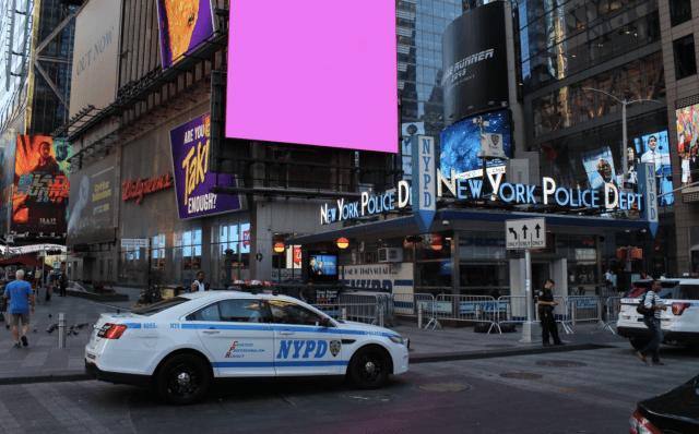 Officer suspended after supporting Trump over patrol vehicle loudspeaker