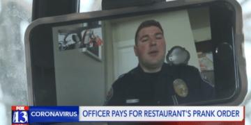 Utah police officer