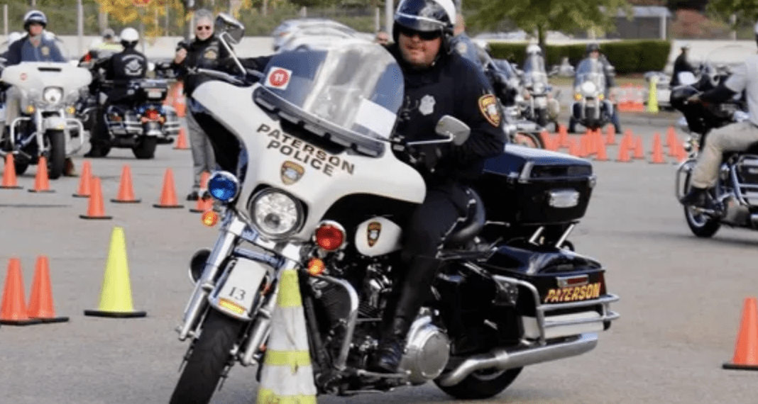New Jersey officer