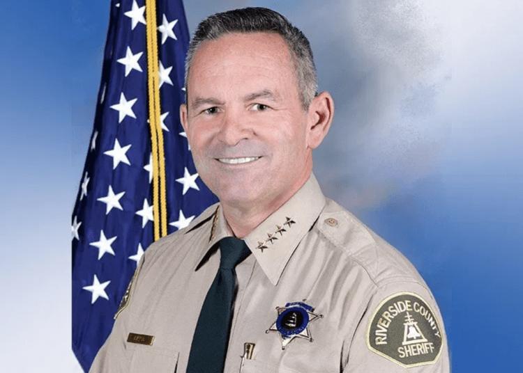 Sheriff Chad Bianco