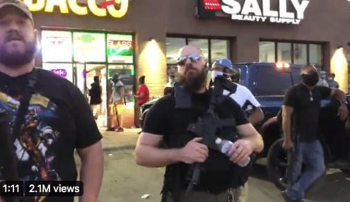 Minneapolis rioting