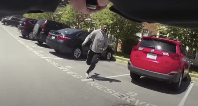 Maryland police release footage of fatal police shooting