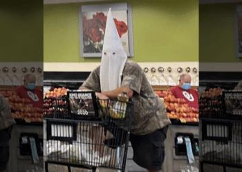 KKK hood