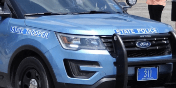 Maine state trooper