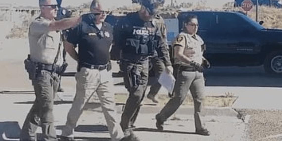 New Mexico Sheriff