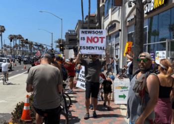 patriotic protests