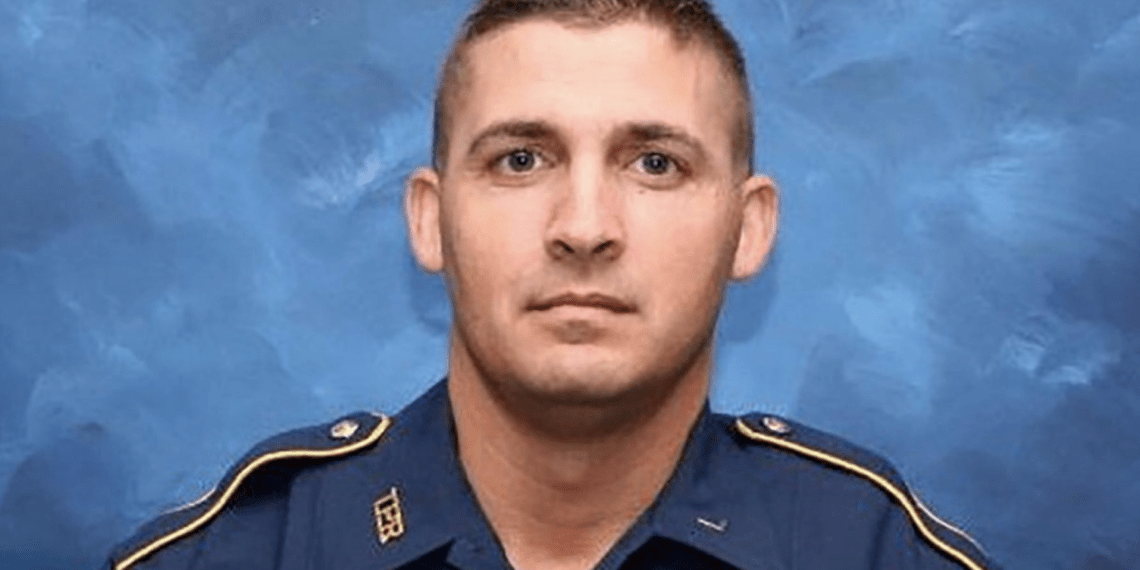 Louisiana state trooper