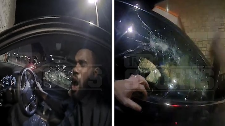Police Smash Former Raiders RB Darren McFadden's Windows During Arrest Attempt