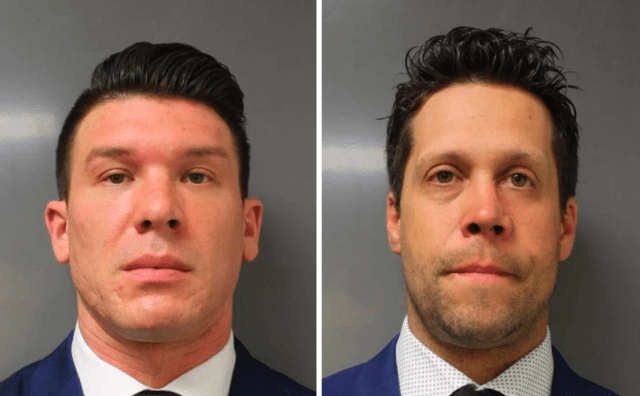 Buffalo Officers Charged With Assault After Shoving Elderly Man To The Ground