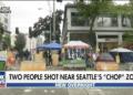 Seattle CHOP Zone