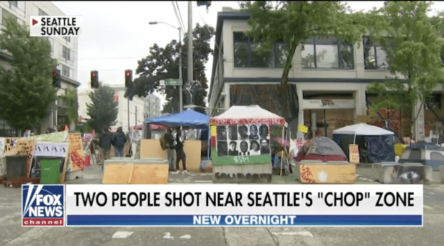 USA protests: Demonstrators resist as crews arrive at Seattle protest zone