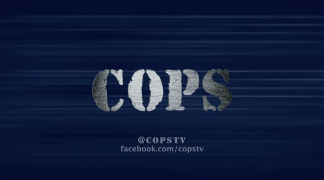 'Cops,' on air for 33 seasons, dropped by Paramount Network
