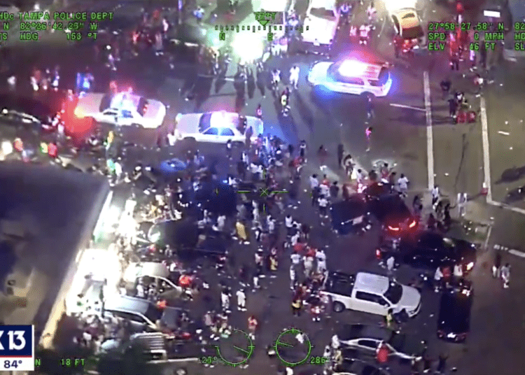 Tampa police