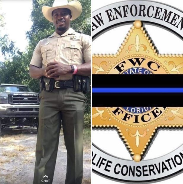 Man Arrested In Death Of Off-Duty Florida Wildlife Officer""