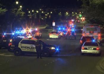 Washington officer killed