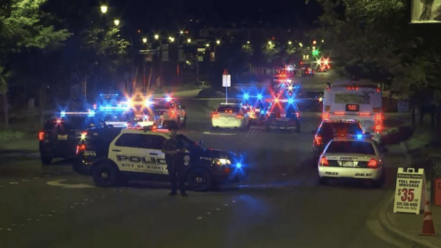 Police officer killed near Seattle