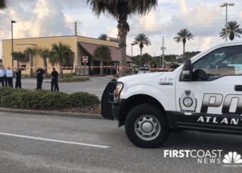officer hospitalized