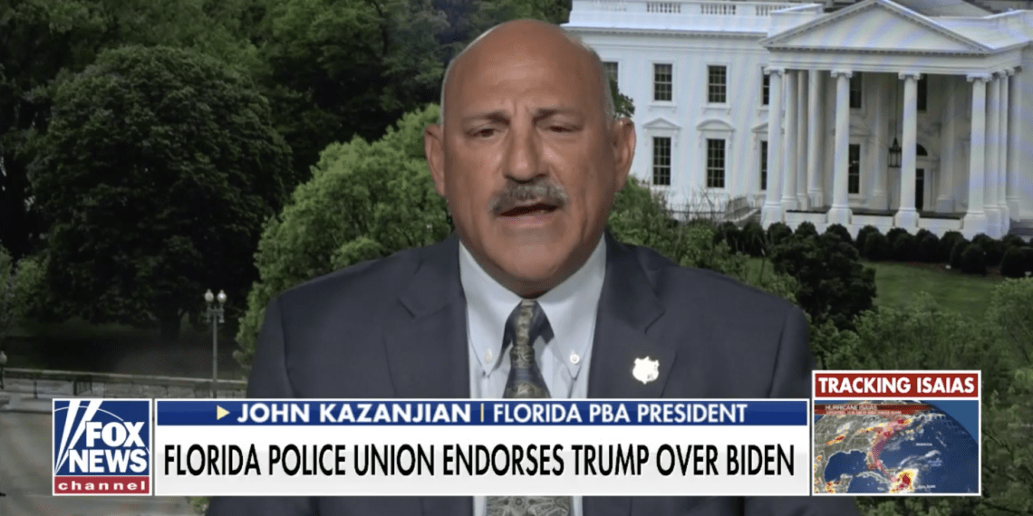largest police union