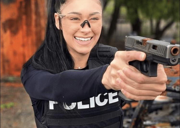 LAPD top shot