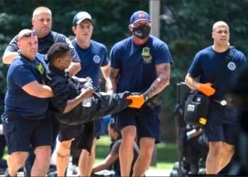 Louisville first responders