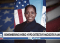 slain NYPD officer