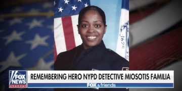 slain NYPD officer
