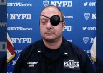 NYPD lieutenant