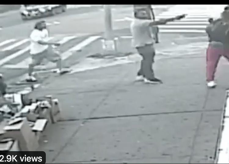 NYC gunman