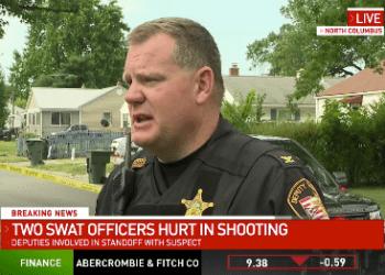 Ohio SWAT officers