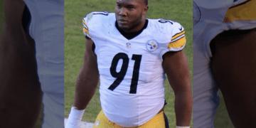 Pittsburgh Steelers defensive end