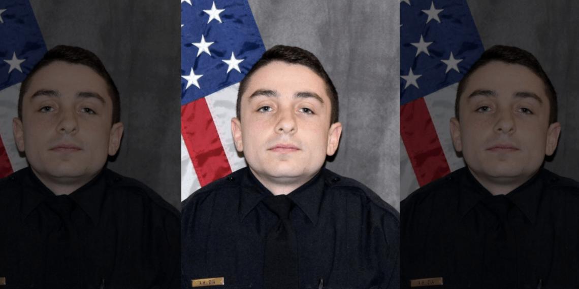 Fallen Toledo officer