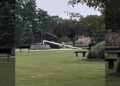 memorial flagpole