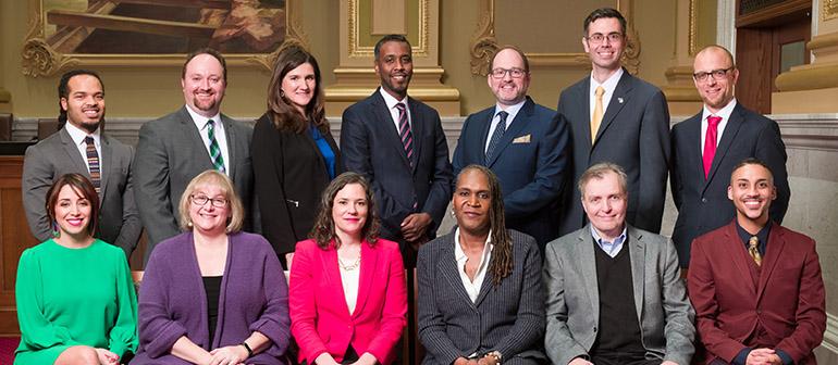 Minneapolis City Council (Photo via maslive.com)