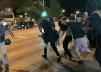 Kenosha riots homicide