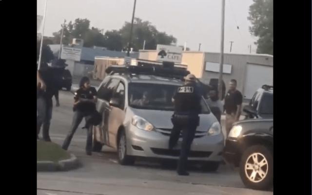 Activists see disparate police tactics amid Kenosha protests