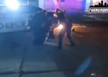 riots erupt